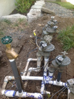 Sprinkler Repair Valves